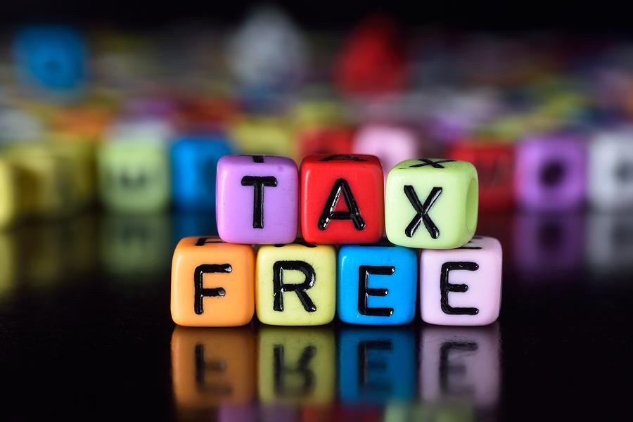 The Secret To A Taxfree Portfolio